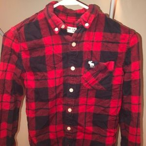 Abercrombie Kids Shirt Boys Size 9/10